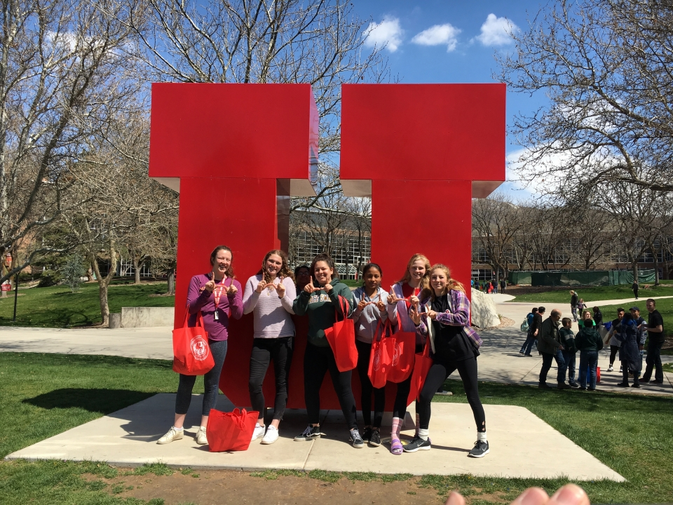 Looking Back: Our First College Day at The U